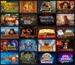 Играть в онлайн казино на гривны в видеослоты 2020